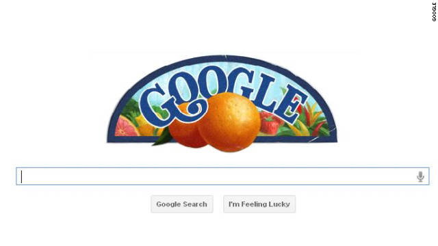"Google's ""doodle"" logo on Friday honors Albert Szent-Gyorgyi, the physiologist who discovered Vitamin C."