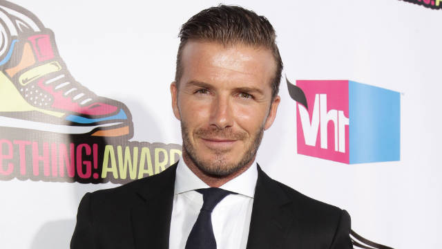 """We always spoke about having a big family,"" David Beckham told Ellen DeGeneres"