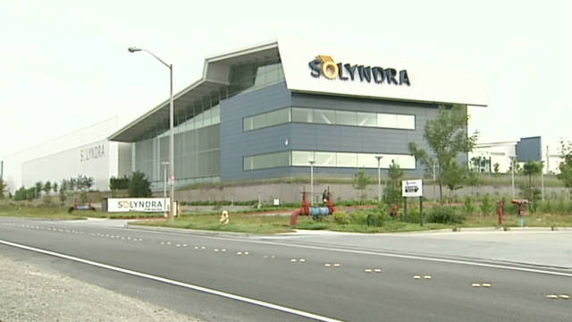 Solyndra, a solar energy company, filed for bankruptcy in August 2011 after it received $535 million in federal loan guarantees.