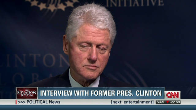 Clinton concerned about Palestine vote?