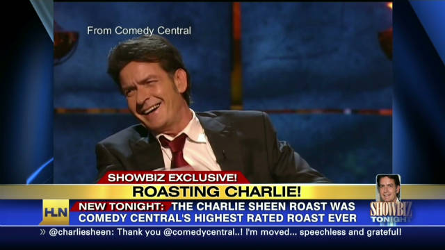 Comedian offers insight into Sheen roast