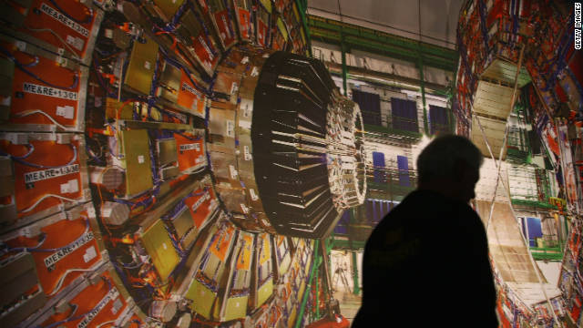 2010: Particle collider's woes