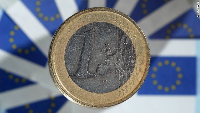 The rise and fall of the euro