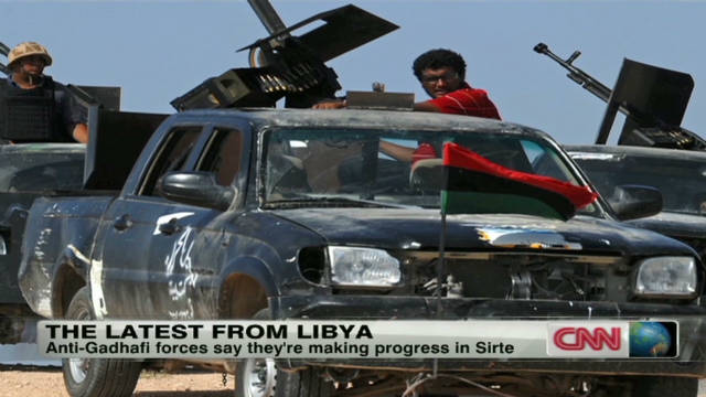 Struggle for Sirte
