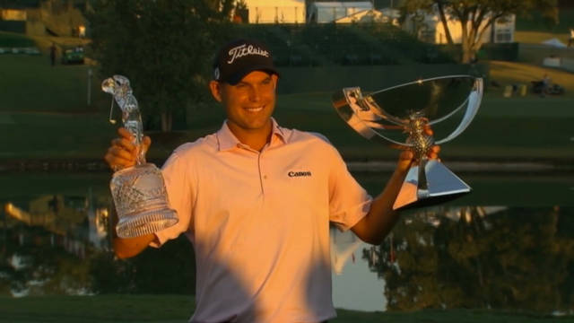 Bill Haas wins FedEx Cup title