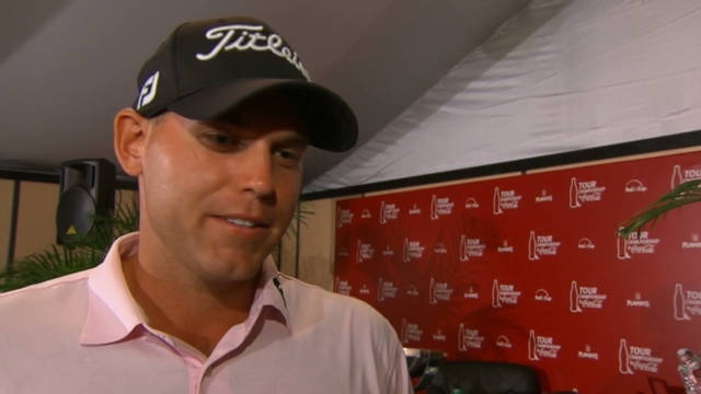 Catching up with golfer Bill Haas