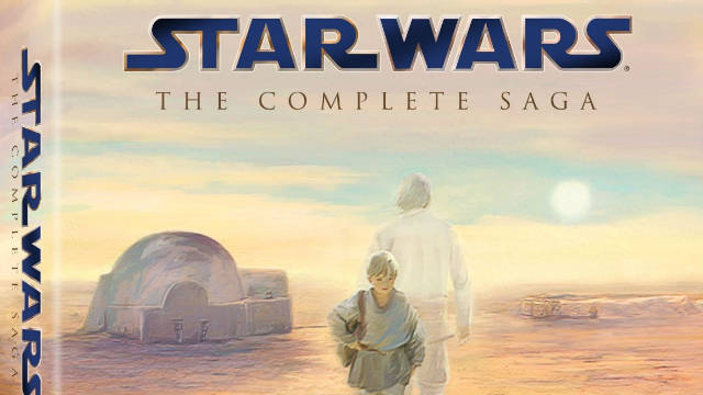 """Star Wars: The Complete Saga"" is arguably the most anticipated Blu-ray release in the history of the format."