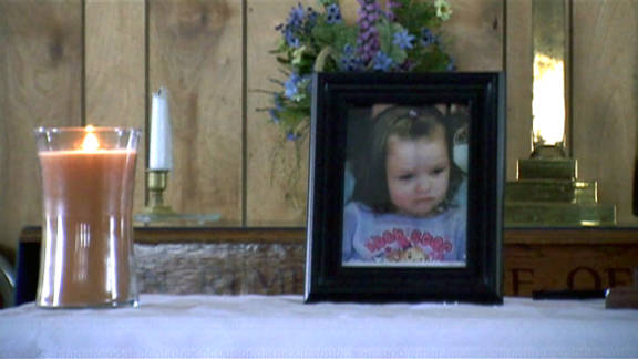 Aliayah Lunsford, 3, was last seen by her mother and sister around 6 a.m. Saturday, police say.