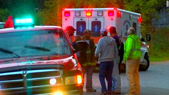 Five people were found dead Sunday in a rural part of eastern Indiana. Authorities are searching for answers.