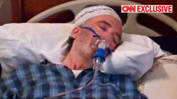 CNN's Nic Robertson found al-Megrahi under the care of his family in his palatial Tripoli villa in 2011, surviving on oxygen and an intravenous drip.