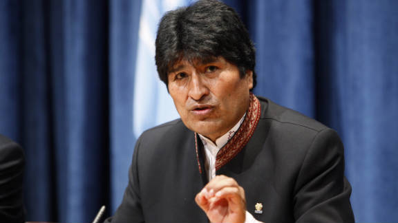 Bolivian government officials are keeping a record of people who criticize the country