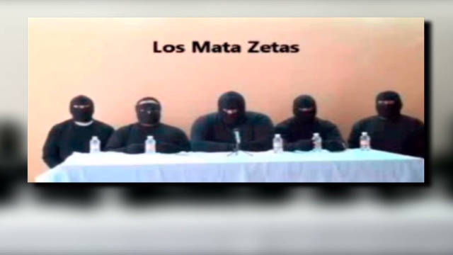 New paramilitary group appears in Mexico