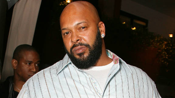 Less than an ounce of marijuana was found in Suge Knight