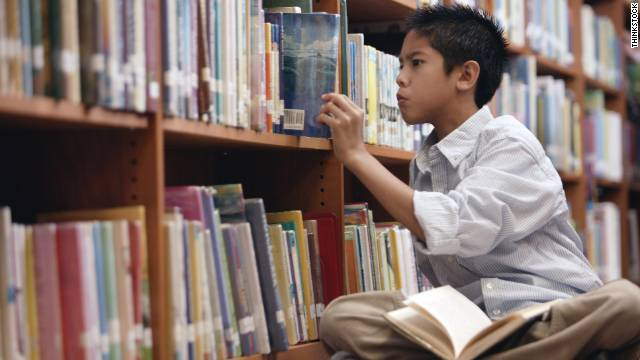 James Patterson says boys can be a little squirrelly when it comes to reading, but they need to be praised and encouraged.