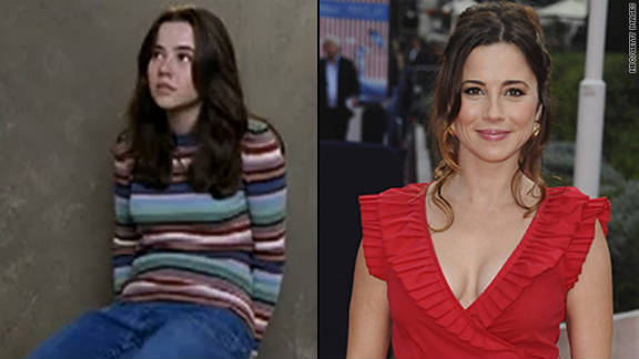 """A former """"Boy Meets World"""" guest star, Linda Cardellini played perm-sporting Chutney in 2001's """"Legally Blonde."""" She traded in her curls to play Velma in the """"Scooby-Doo"""" franchise, before landing a role on """"ER"""" in 2003. Cardellini also appeared in """"Brokeback Mountain,"""" """"Grandma's Boy"""" and the independent film """"Return,"""" which was released in May."""