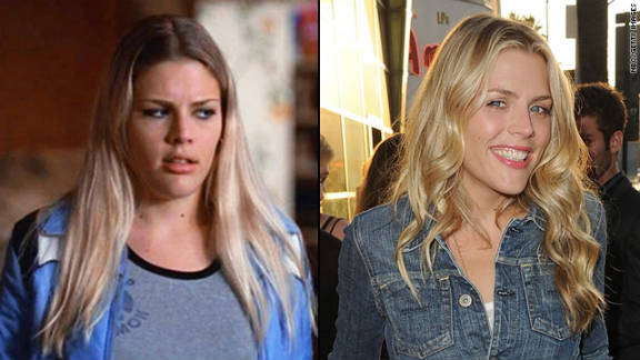 """Busy Philipps was a """"Dawson's Creek"""" cast member from 2001 to 2003. She went on to appear in """"White Chicks,"""" """"Made of Honor"""" and """"He's Just Not That Into You."""" She now plays Laurie Keller on ABC's """"Cougar Town,"""" and Wendy Best in the Sarah Jessica Parker-starrer """"I Don't Know How She Does It."""""""