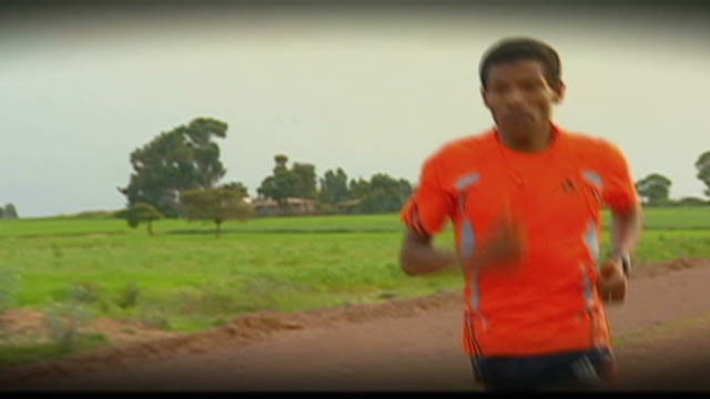 The best long distance runner ever?