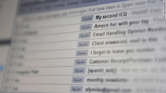 All told, we're sending about 300 billion e-mails a day worldwide, according to research firm Radicati.