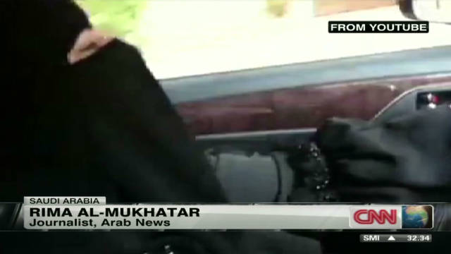 Saudi woman faces lashes for driving