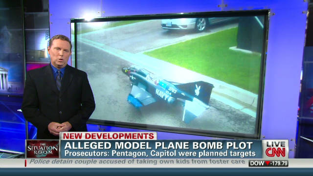 Model planes used as attack drones? _00002001