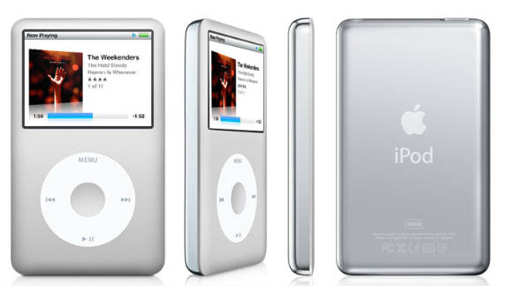 The iPod classic, a landmark product in consumer tech, might be getting the axe, according to one report