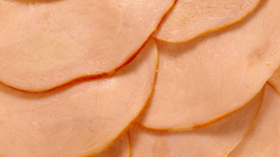 Listeria-infected sliced turkey killed eight and infected 46 others in 2002. Three pregnant women had fetal deaths. Two processing plants recalled 30 million pounds of meat following the outbreak.