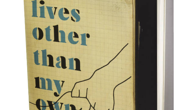 """Lives Other Than My Own"" is a wise study of the roots and rewards of altruism."