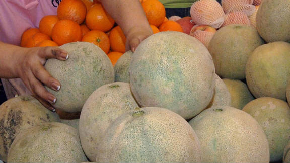 Jensen Farms is recalling Rocky Ford whole cantaloupes that were shipped between July 29 and September 10.