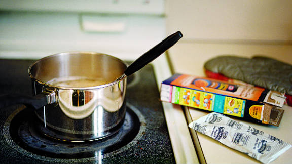 Home cooked meals are challenging with overbooked kids and overworked parents.