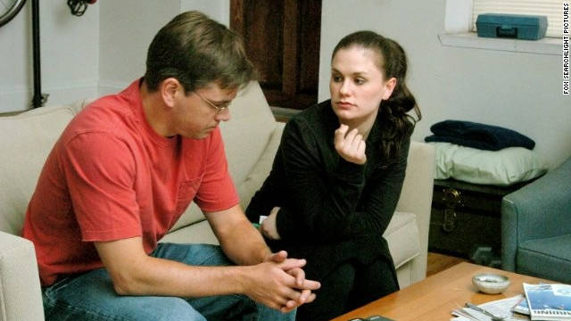 "Matt Damon and Anna Paquin star in ""Margaret."""