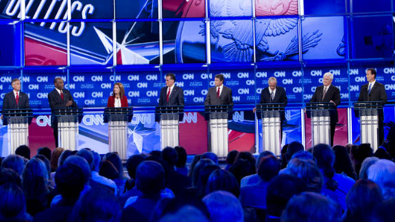 A Republican-appointed commission in Florida could turn the 2012 GOP presidential nominating calendar topsy-turvy Friday.