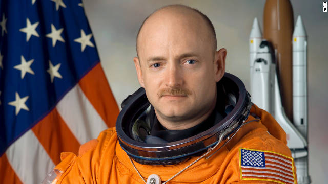 """This was not an easy decision,"" Mark Kelly wrote on his Facebook page when he announced he was retiring."