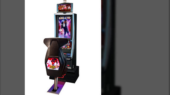 A Michael Jackson slot machine will be released in Las Vegas, Nevada, on Tuesday.