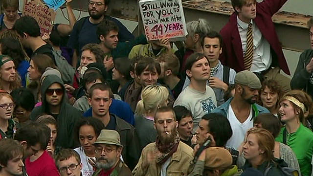 c34b3a332ad Wall Street protests just inconvenience