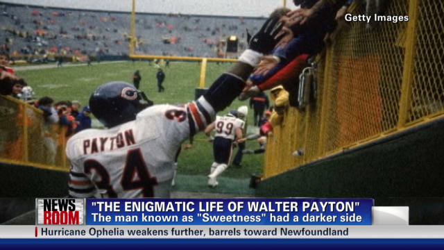 'The Enigmatic Life of Walter Payton'