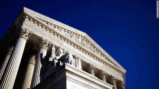 The 2011-12 term for the Supreme Court starts Monday. Its caseload is usually settled by February.