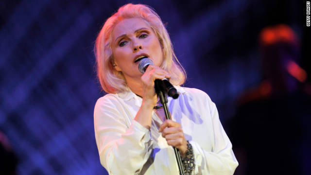 "On ""China Shoes"" Blondie's Debbie Harry sings about her distant lover with tough, ageless longing."