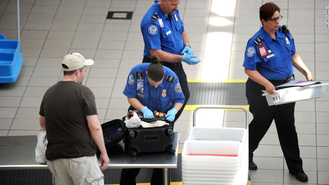 Houston airport closed checkpoint Sunday due to 'staffing issues' stemming from government shutdown