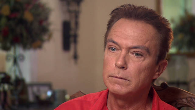 David Cassidy: I've been robbed