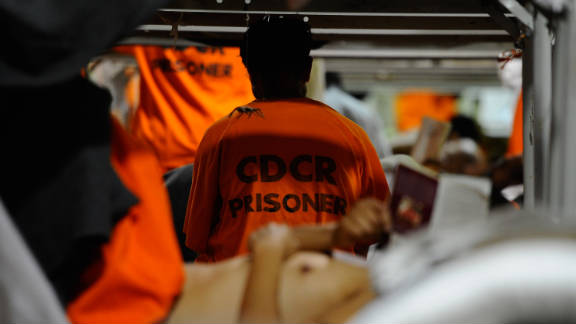 Many of the inmates are angry about the solitary confinement policy, a prison advocacy group said.