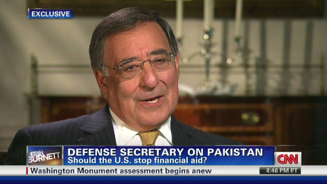 Panetta: Eliminate safe havens