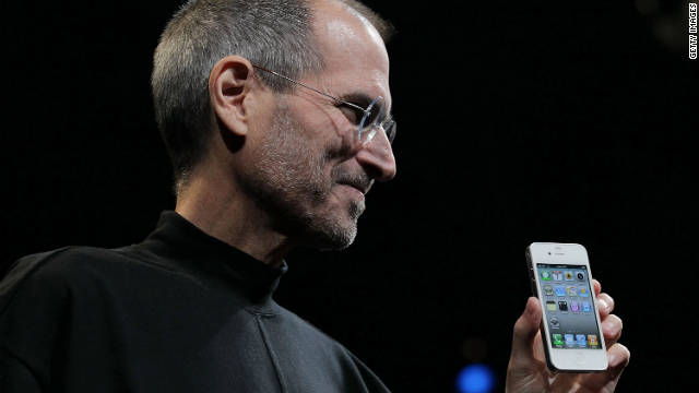 Steve Jobs had a pancreatic neuroendocrine tumor. Apple Inc. announced his death Wednesday.