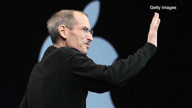 Steve Jobs was a 'visionary'