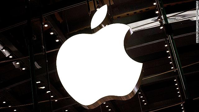 unraveling the tale behind the apple logo cnn