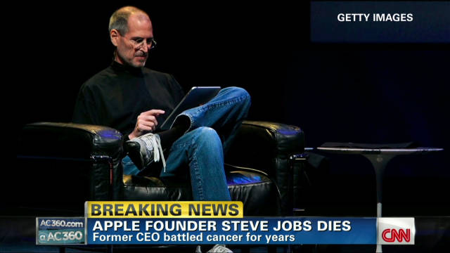 Friends, colleagues remember Steve Jobs