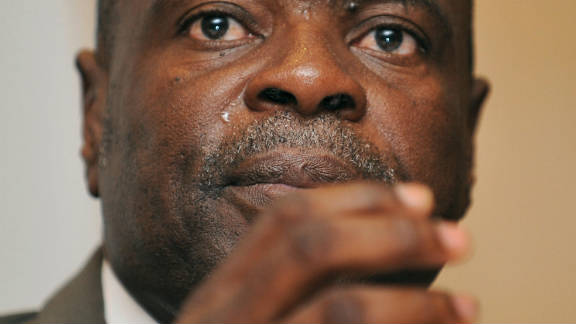 FIFA's Ethics Committee confirms the suspension of six FIFA officials including executive committee members Amos Adamu (pictured) and Reynald Temarii, after claims by Britain's Sunday Times newspaper that they offered to sell their World Cup votes. Adamu receives a three-year ban and $11,947 fine and Temarii a 12-month ban and a $5,973 fine. The committee also rules that there is no evidence to support allegations of collusion between rival bid teams. Both Adamu and Temarii appeal unsuccessfully to FIFA's Appeal Committee and Adamu later also files an unsuccessful appeal to the Court of Arbitration for Sport (CAS).  In May 2015, FIFA bans Temarii for another eight years for allegedly accepting money from former Asian Football Confederation president Mohamed Bin Hammam to cover legal costs of his appeal of FIFA's 2010 ban.