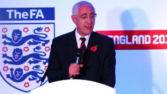 Just a few weeks before FIFA's presidential vote, former English Football Association chairman David Triesman testifies at a UK parliamentary enquiry into England's failed 2018 bid. Under the cover of parliamentary privilege, Triesman accuses FIFA Executive Committee members Warner, Leoz, Teixeira and Worawi Makudi of trying to secure cash and privileges in return for their vote. In other evidence submitted to the committee from the Sunday Times, it was alleged that FIFA vice-president Hayatou along with fellow Executive Committee member Jacques Anouma has been paid $1.5 million to vote for Qatar as the 2022 World Cup host. All those accused, and the Qatar Football Association, strenuously deny the allegations.