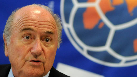 FIFA says it will expand its corruption probe to include Blatter, after Bin Hammam claimed Blatter knew about cash payments he was accused of giving to national football association in exchange for pro-Hammam votes during Qatar