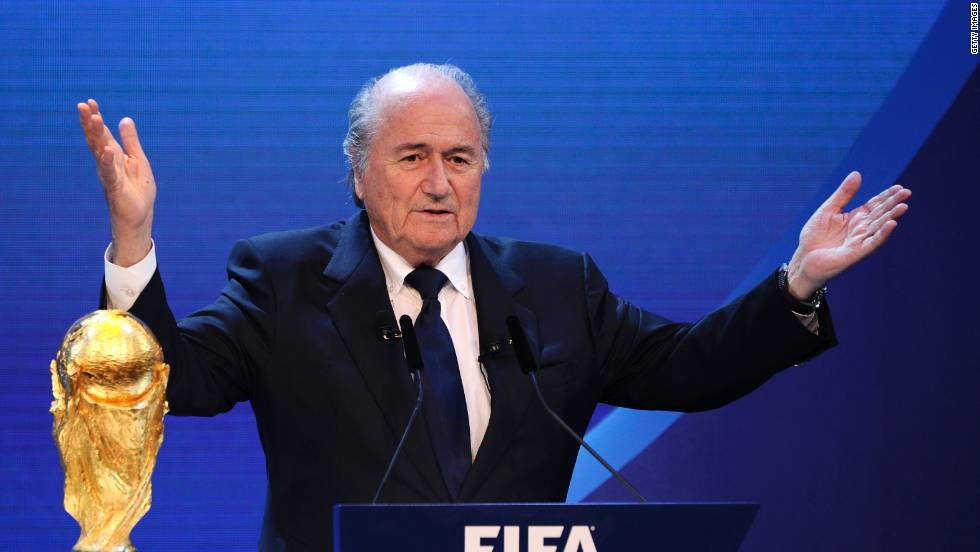 Despite a last minute attempt by the English FA to postpone the vote - a proposal which garnered just 17 out of the available 208 votes -Sepp Blatter is re-elected for a fourth term as president of FIFA at the 61st FIFA Congress at Hallenstadion in Zurich. He vows to learn from past mistakes and undertake a reform agenda.