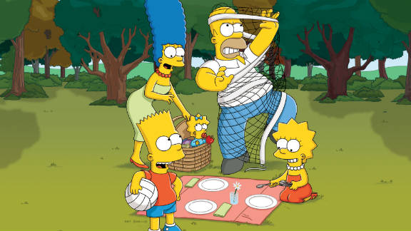 """""""The Simpsons"""" began as animated segment on Fox's """"The Tracey Ullman Show"""" back the 1980s."""